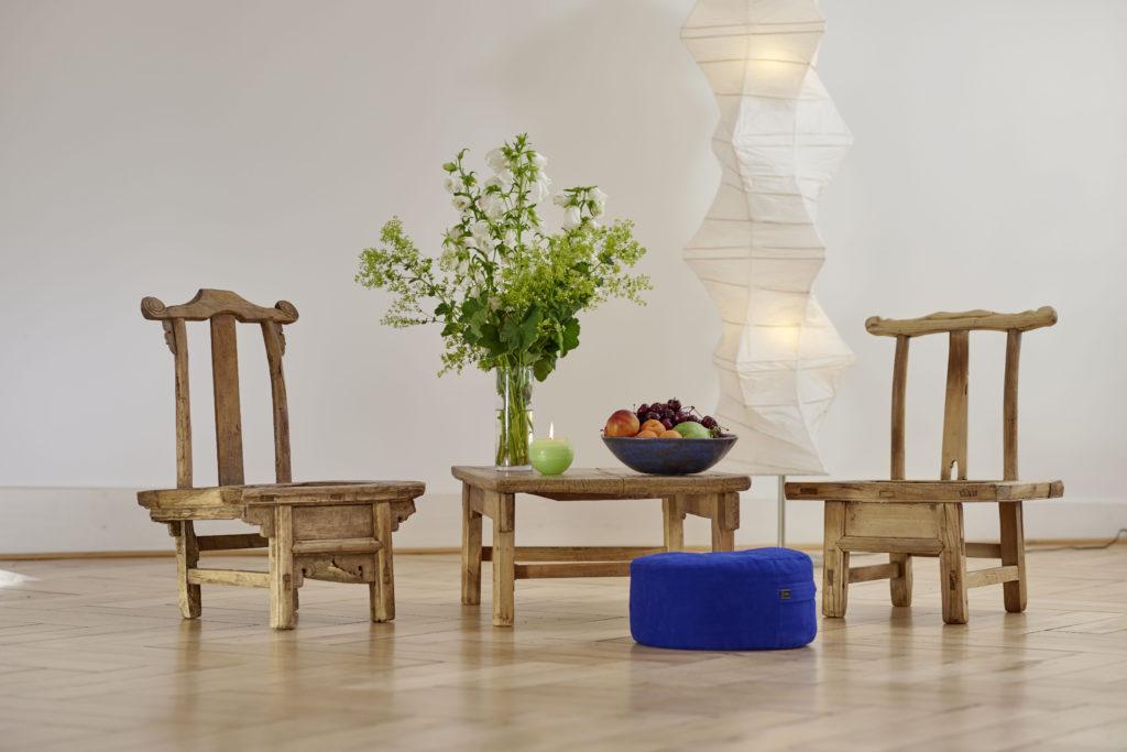 Grosser Raum vom Tanz und Meditationstudio